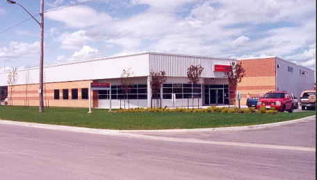 South Brampton Postal Sorting Facility
