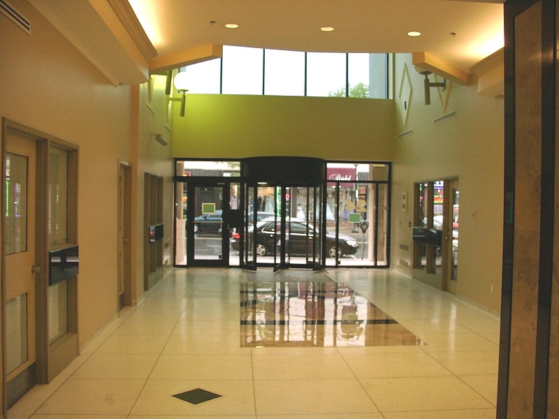 Market Square Business Centre Lobby