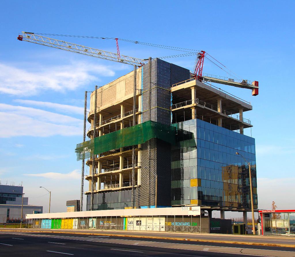 7685 Hurontario St. Under Construction