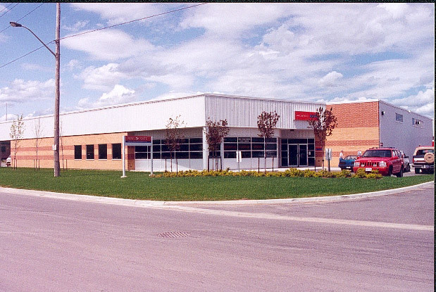 South Brampton Postal Sorting Facility Completed
