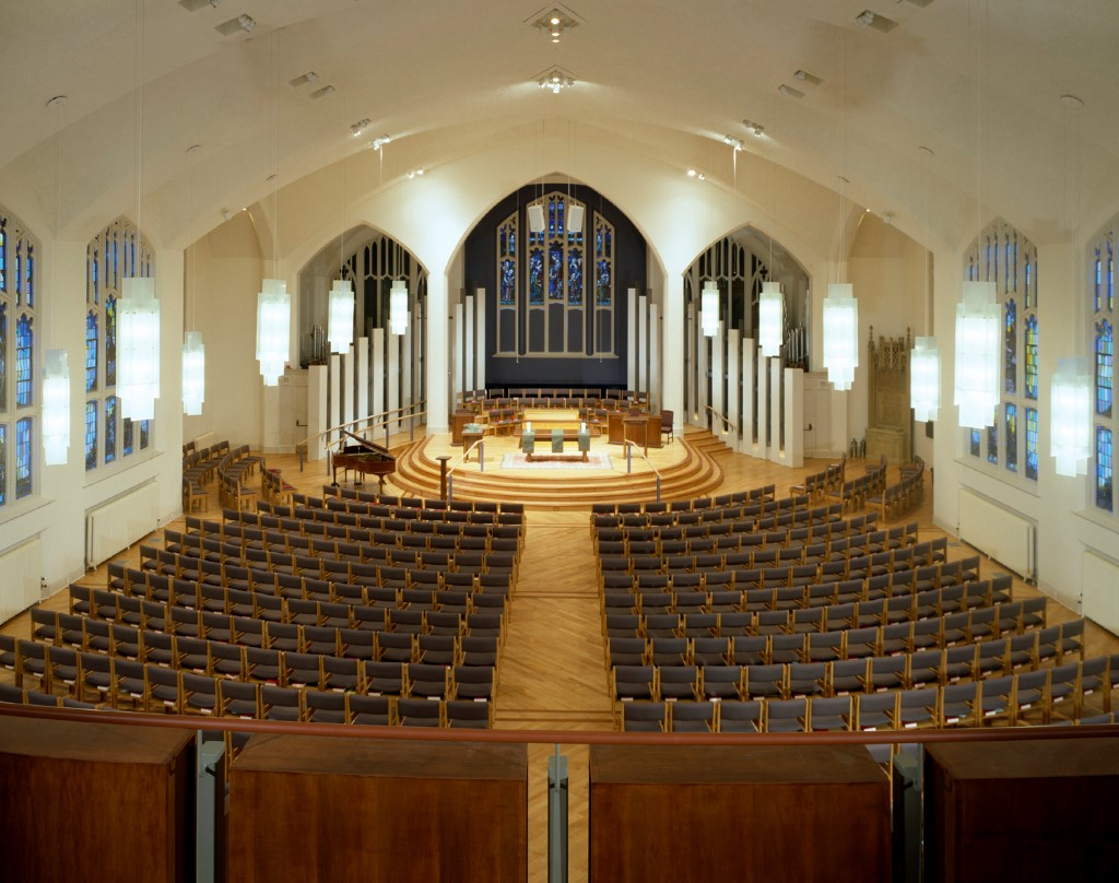 Eglinton St. George's United Church Interior