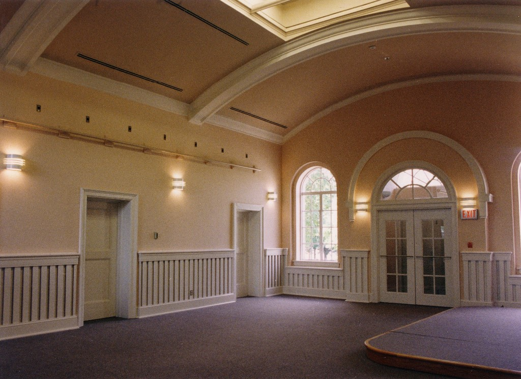 Milton Registry Office Interior